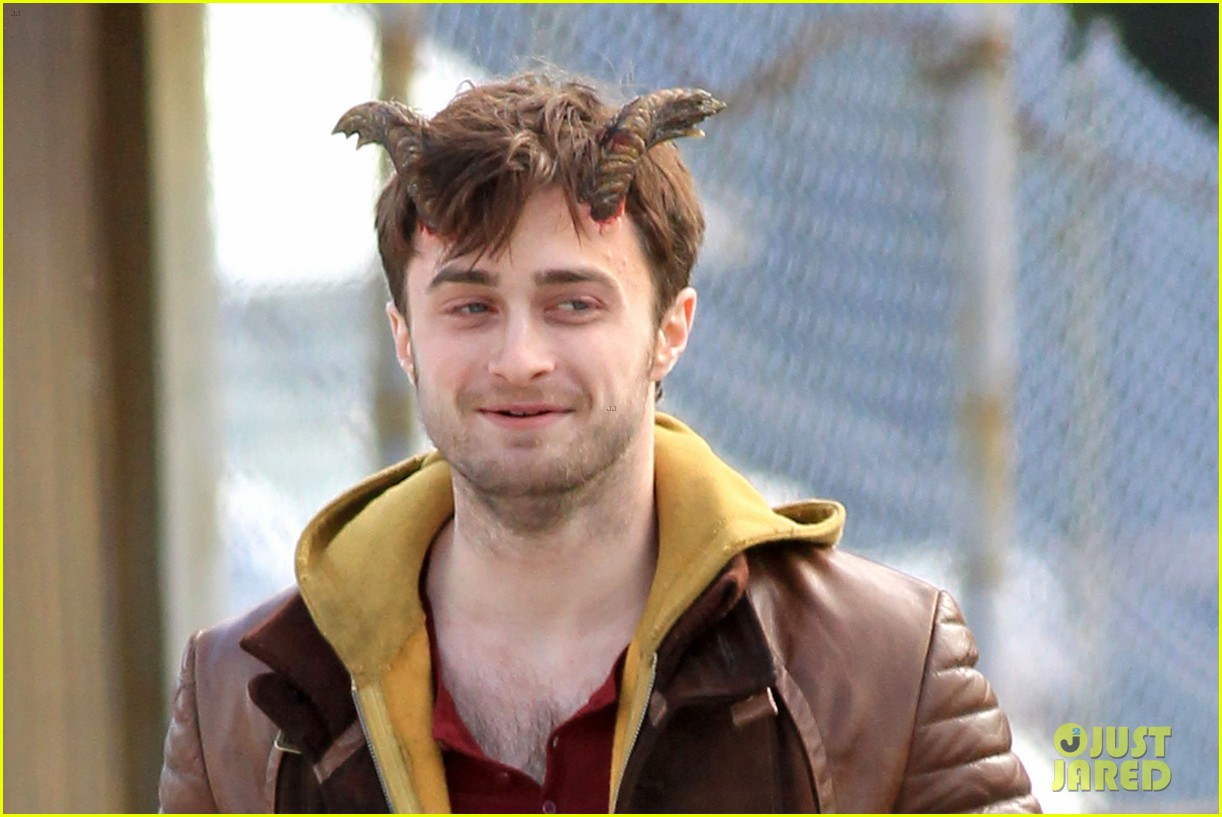 daniel radcliffe in horns first official pic 042732766