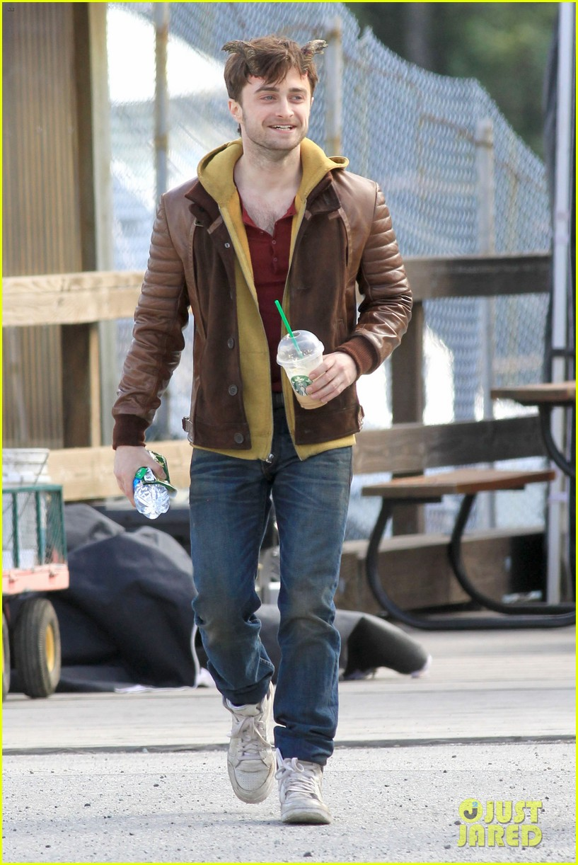 daniel radcliffe in horns first official pic 052732767