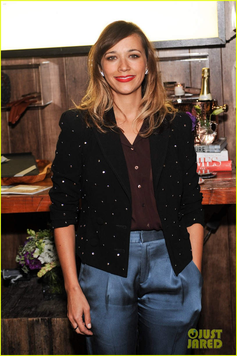 rashida jones wantful dinner 152748495