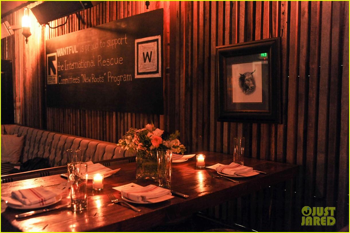 rashida jones wantful dinner 402748520