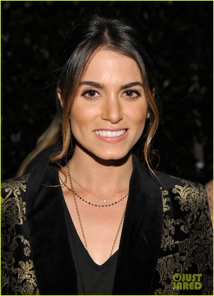 nikki reed glow magazine cover girl 05