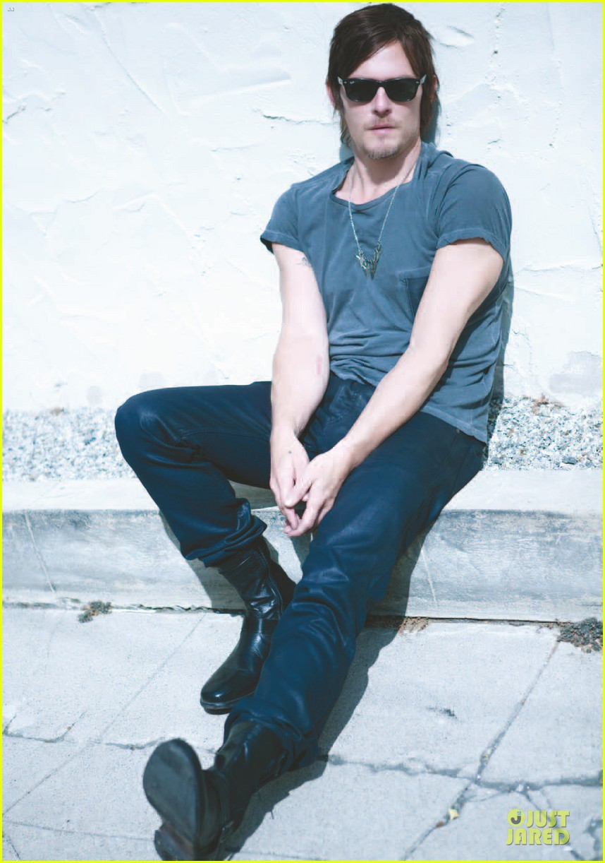 norman reedus glow feature november 2012 05