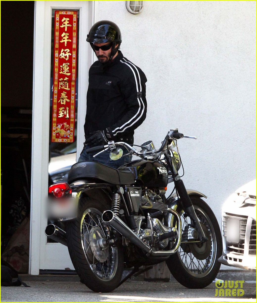 keanu reeves biker dude 022748426