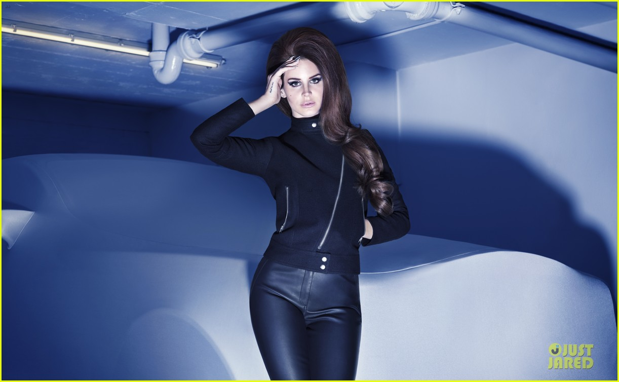 lana del rey h&m holiday campaign 012739426