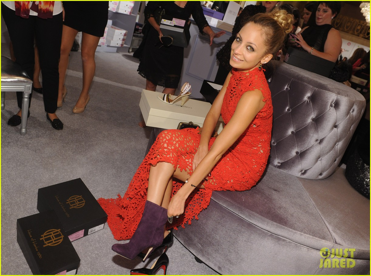 nicole richie shoes on sale for qvc 022743256