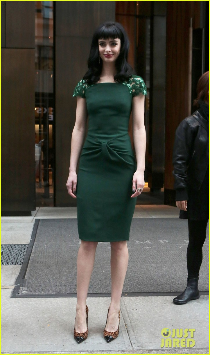 krysten ritter jimmy choo collection launch 102745708