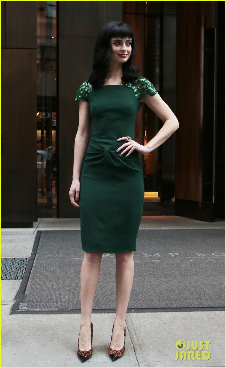 krysten ritter jimmy choo collection launch 122745710