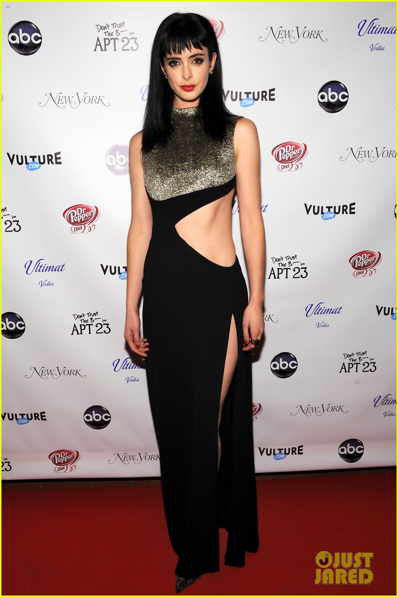 krysten ritter dont trust the b in aparrtment 23 premiere 032743428