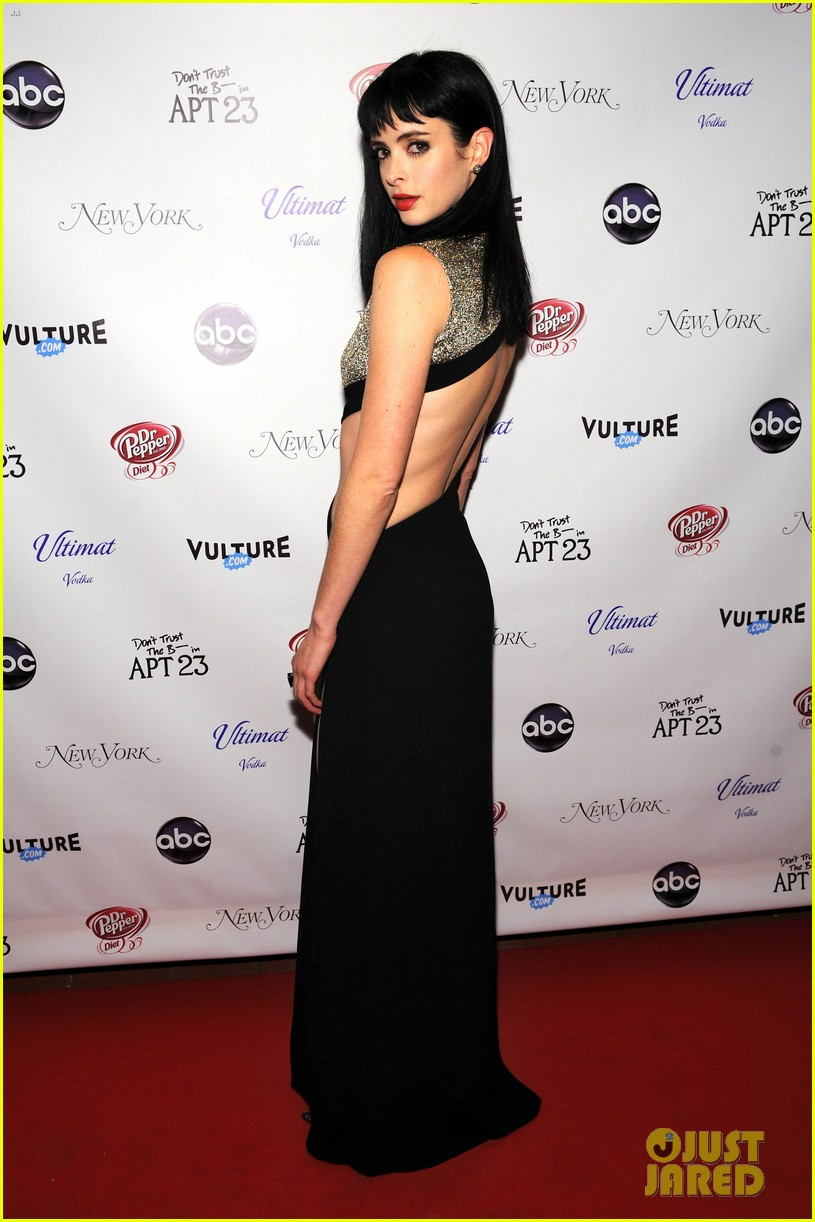 krysten ritter dont trust the b in aparrtment 23 premiere 182743443