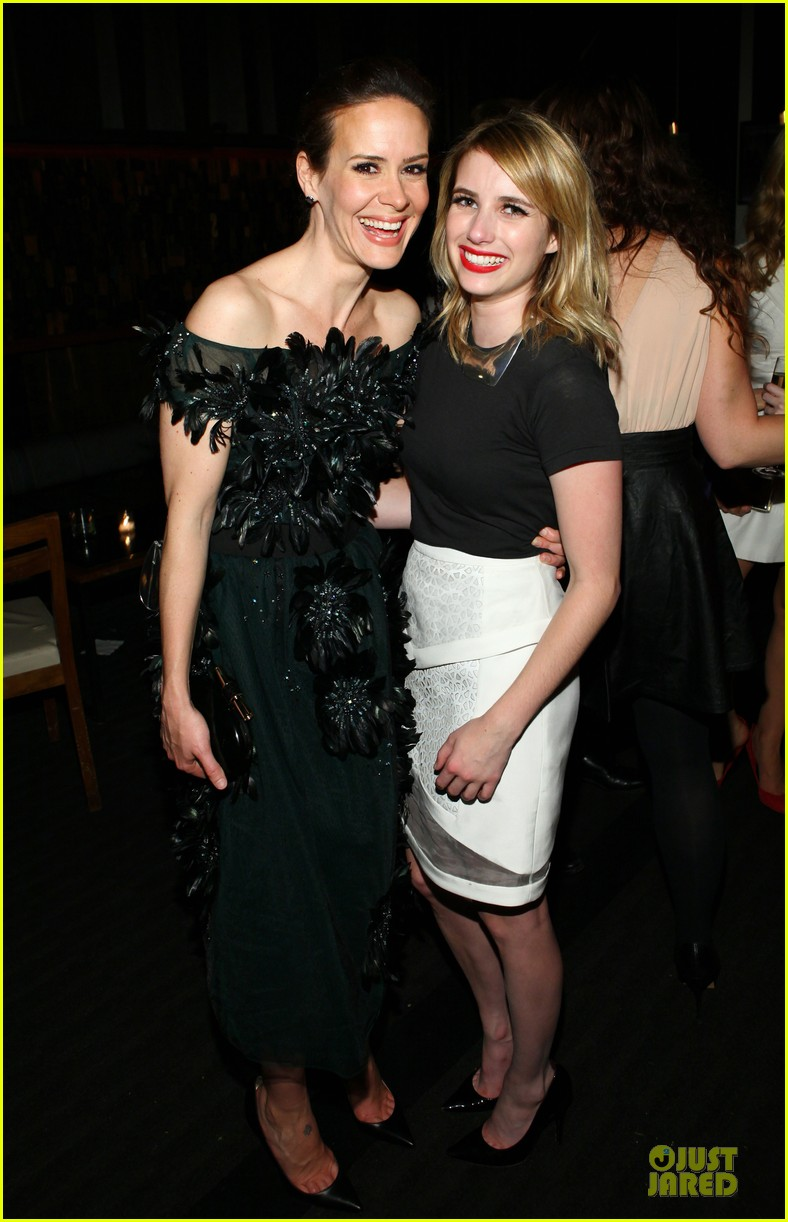 emma roberts american horror story after party 032738095