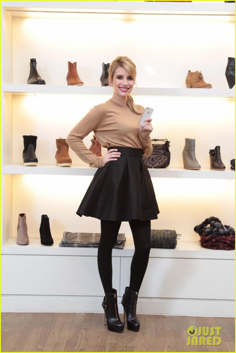 emma roberts snapettes fashion app newest advisor 072744893