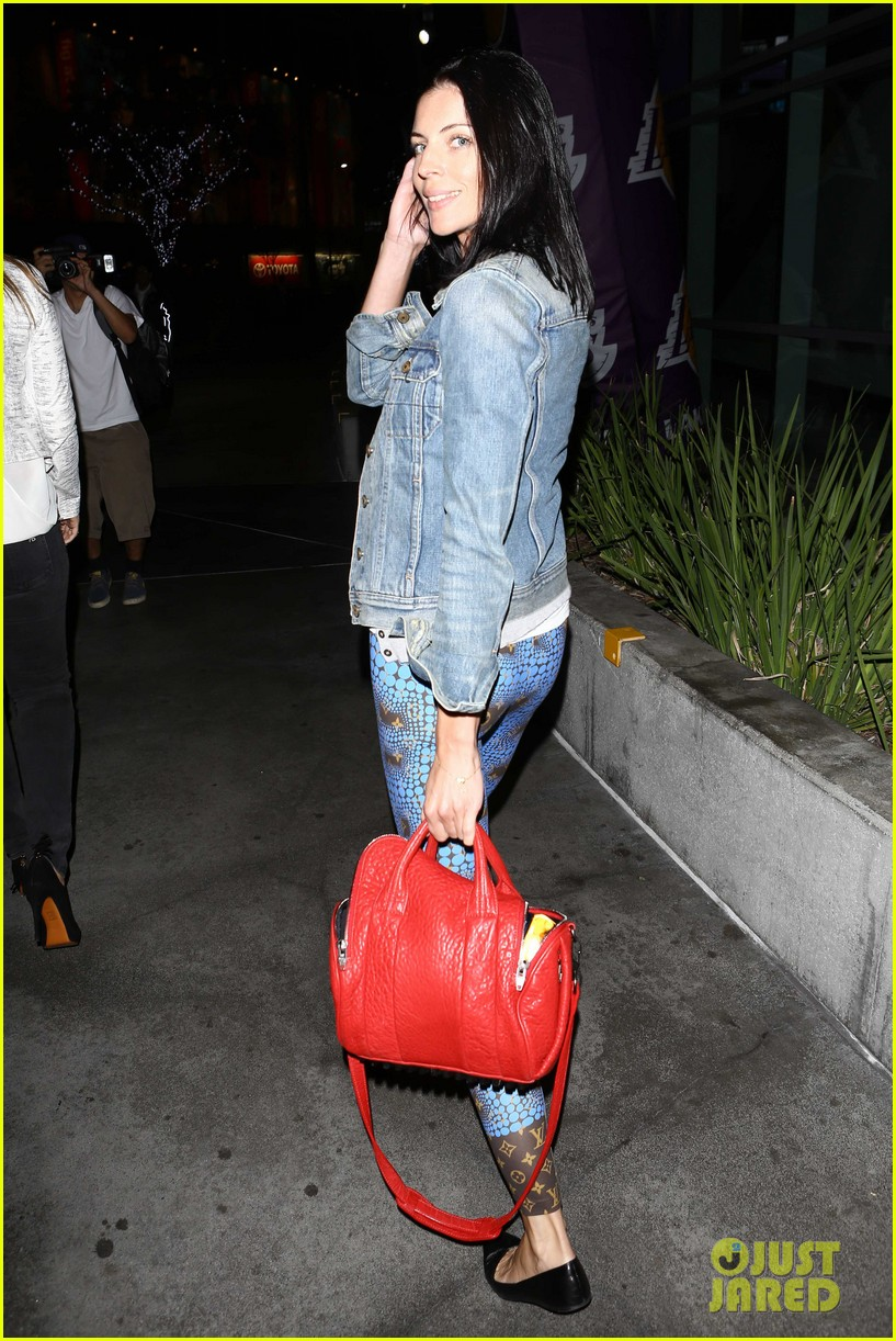 liberty ross is a lakers lady 022748801