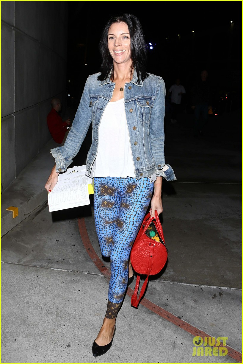 liberty ross is a lakers lady 052748804