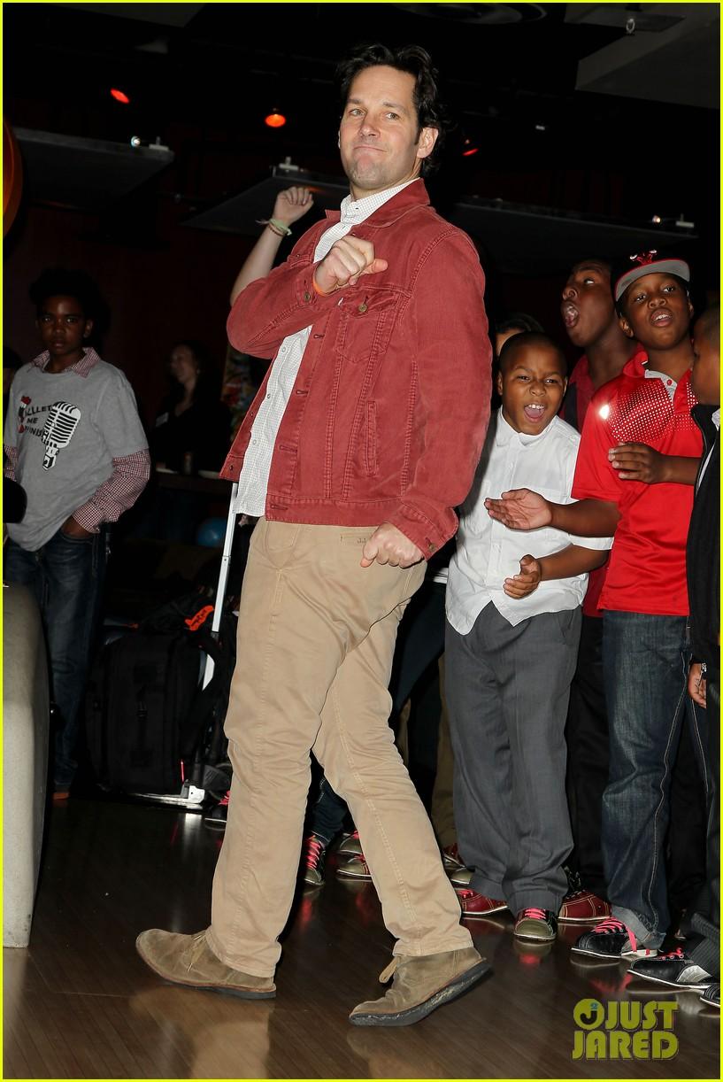 alexander ludwig paul rudd celebrity bowling benefit 102743377