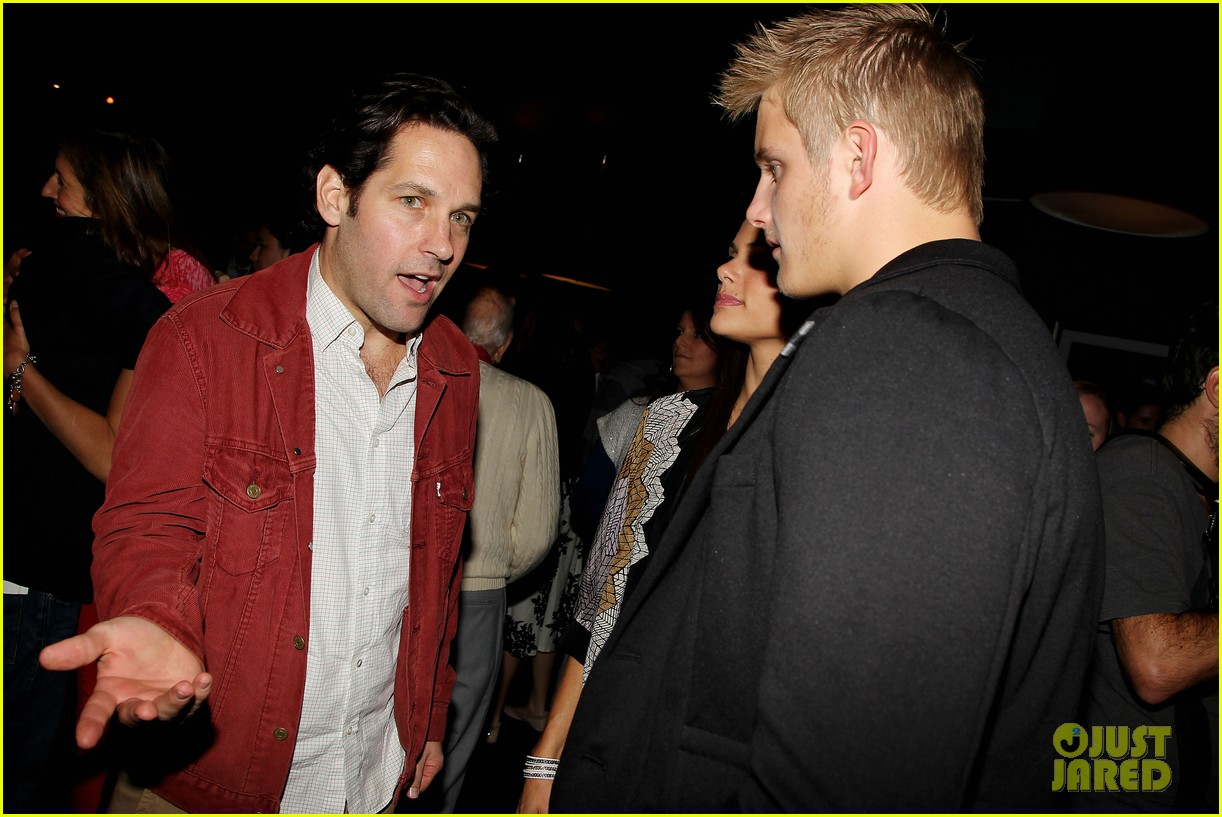 alexander ludwig paul rudd celebrity bowling benefit 122743379