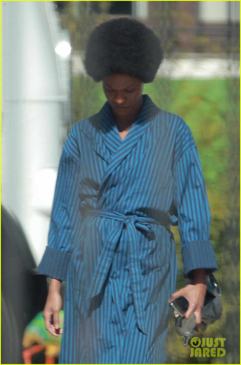 zoe saldana as nina simone first look 082745300