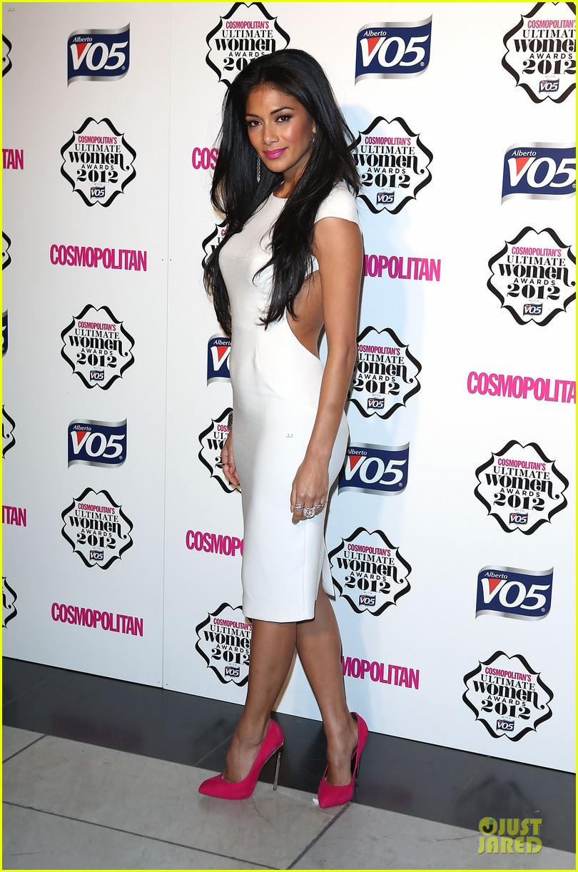 nicole scherzinger kelly osbourne cosmopolitan ultimate woman of the year awards 062748536