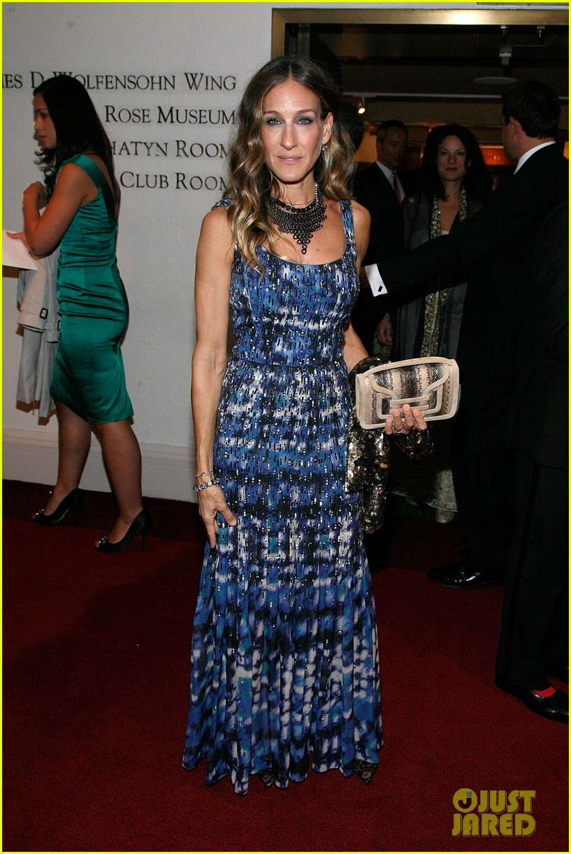 sarah jessica parker carnegie hall opening night gala 012732703