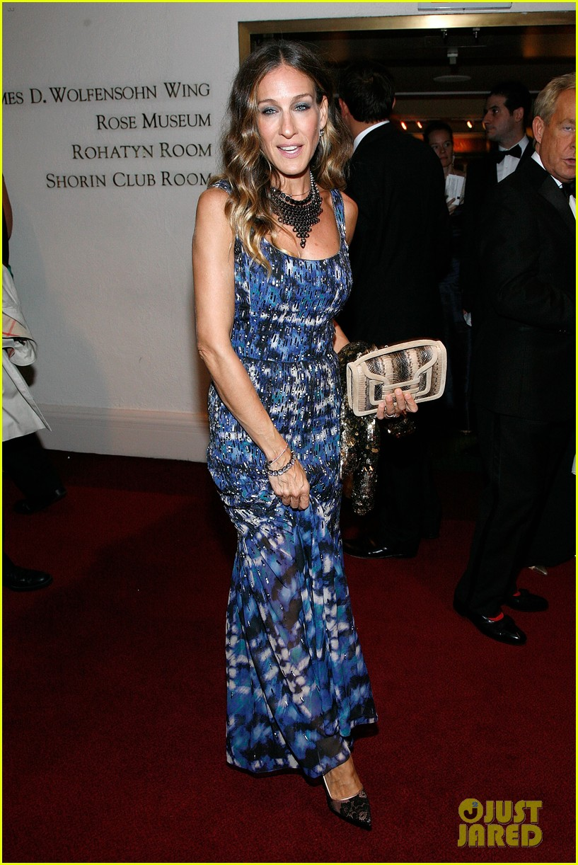 sarah jessica parker carnegie hall opening night gala 08