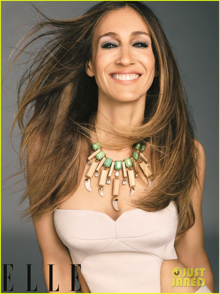 sarah jessica parker covers elle november 2012 032732307