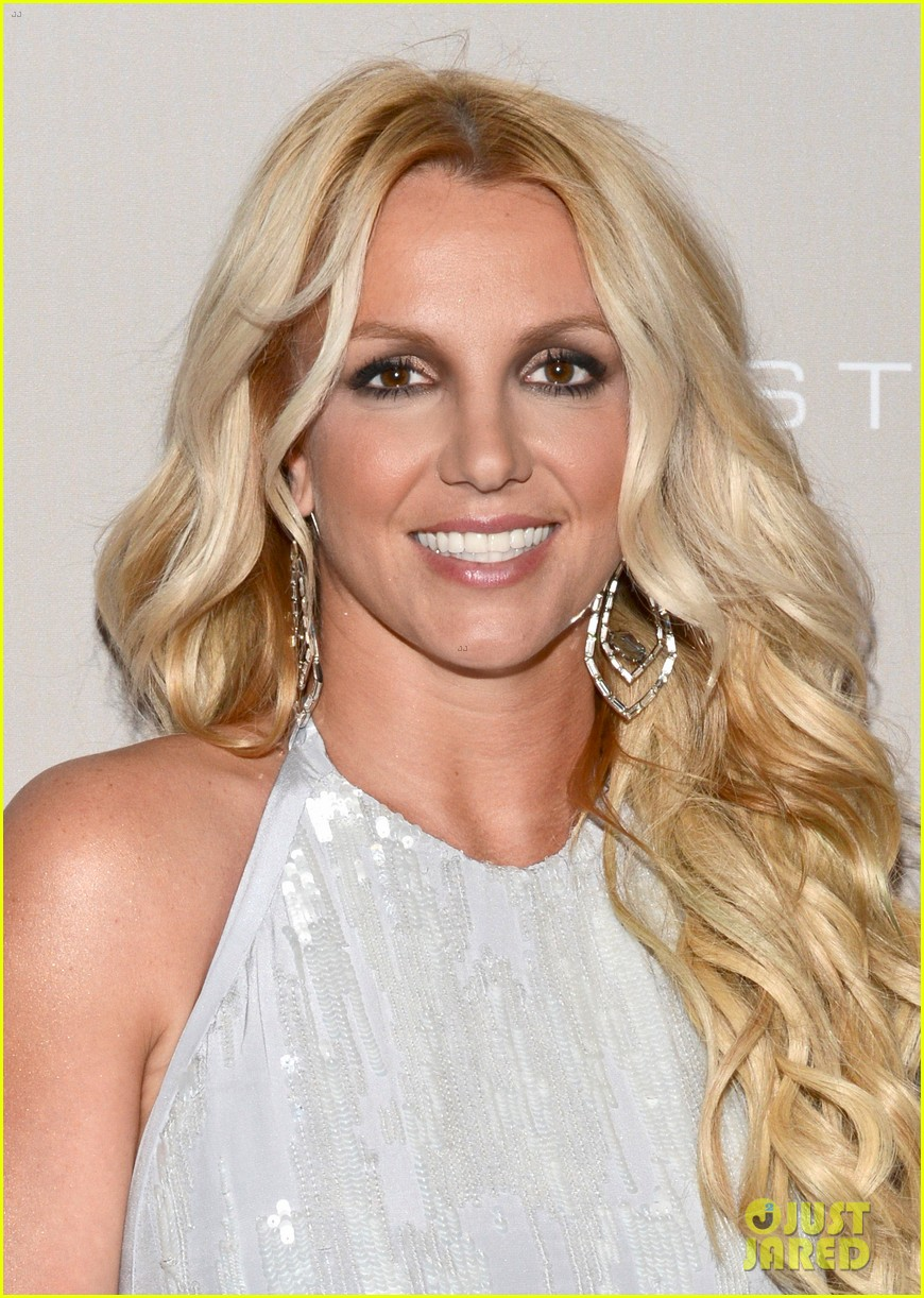 britney spears city of hope gala with jason trawick 022736363