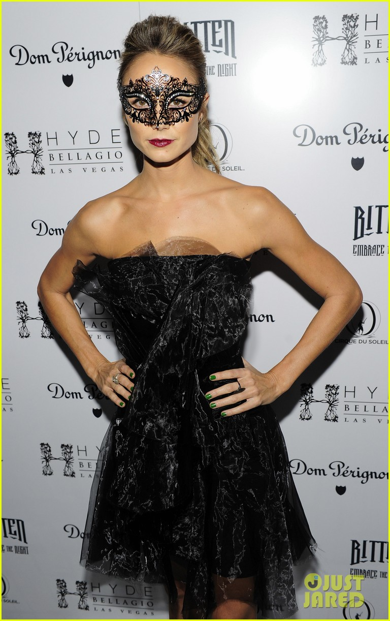 stacy keibler halloween masquerade host 18