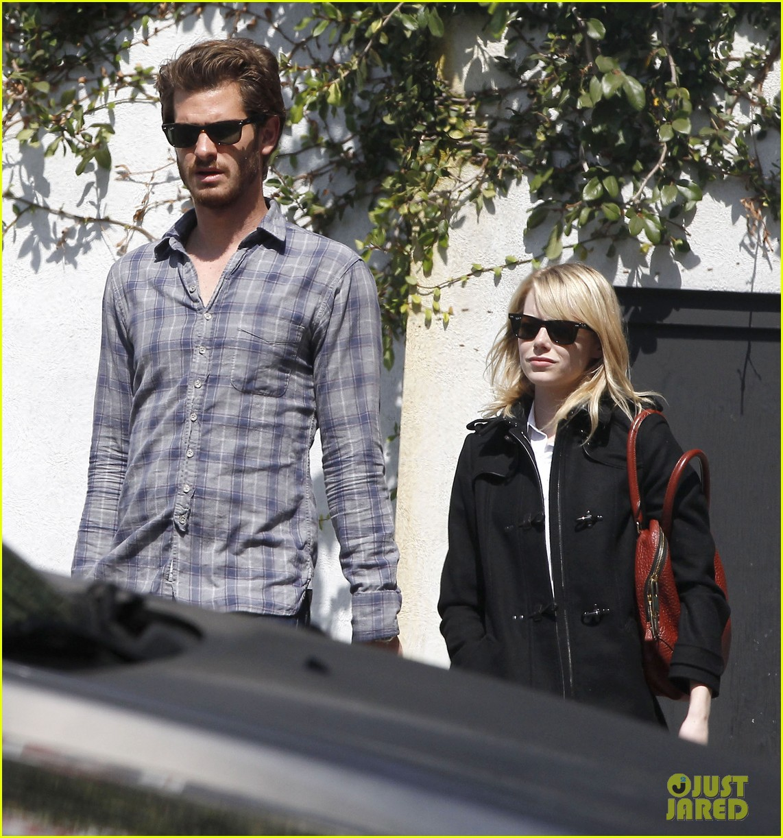 emma stone andrew garfield book soup 022734503