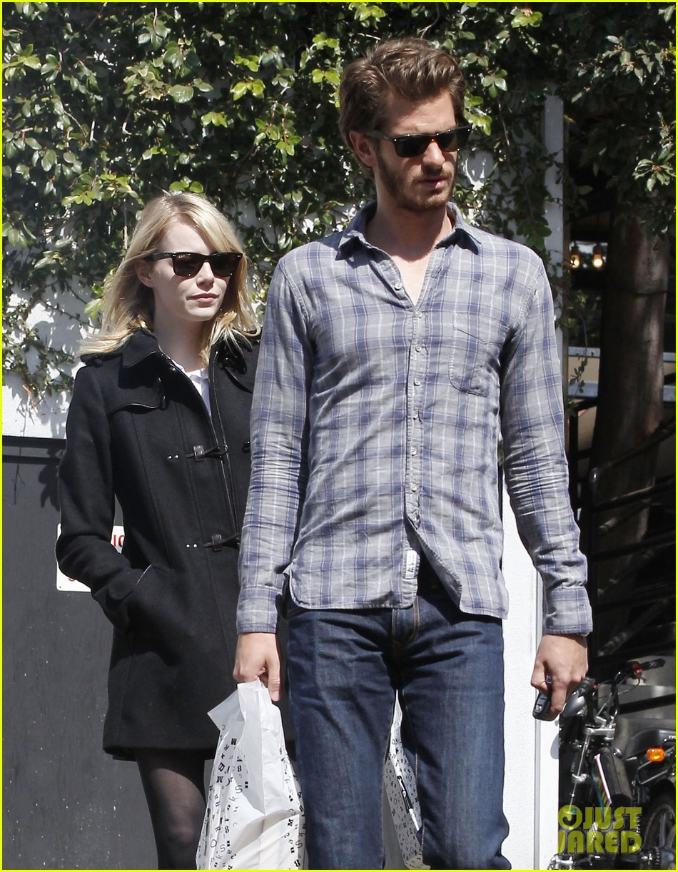 emma stone andrew garfield book soup 192734520
