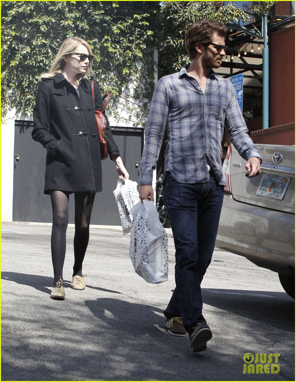 emma stone andrew garfield book soup 22