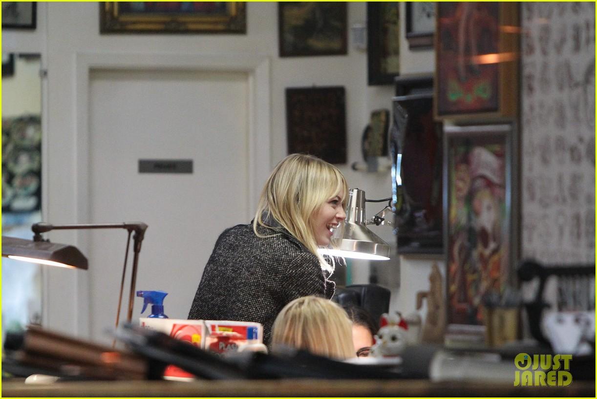 emma stone shamrock tattoo parlor 092740152