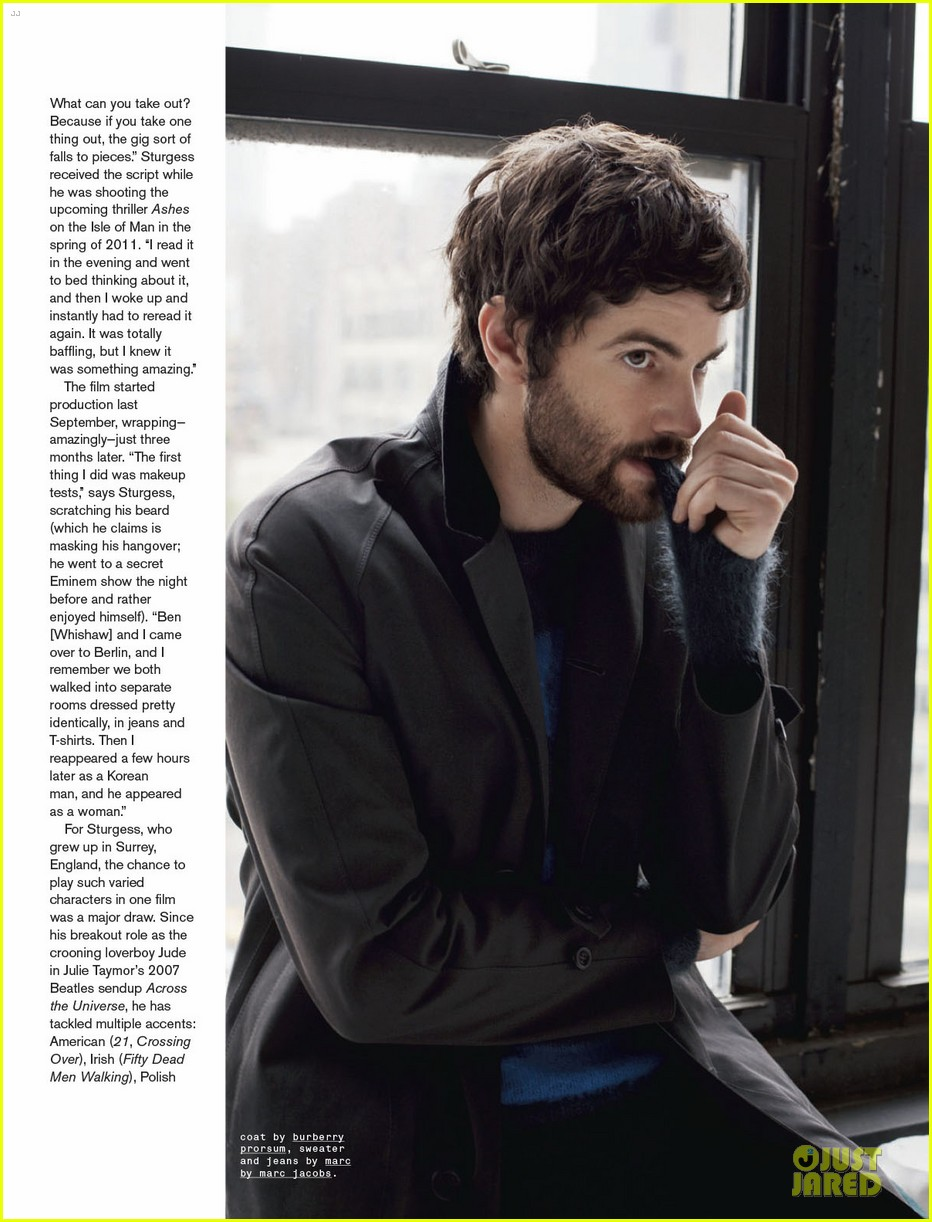 jim sturgess nylon magazine feature 04