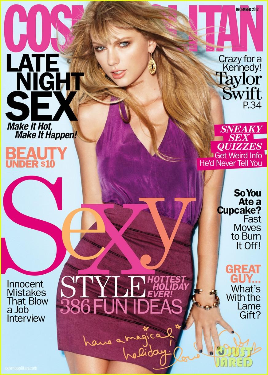 taylor swift covers cosmopolitan december 2012 022748799