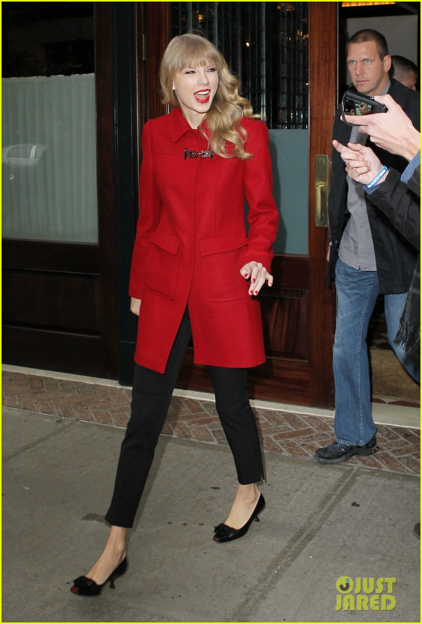 taylor swift late show with david letterman guest 192743610