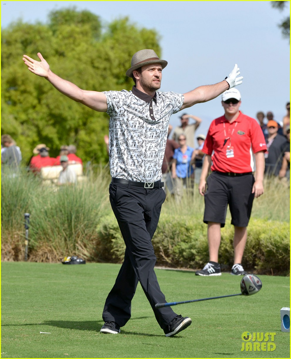 justin timberlake shriners hospital golf tournament 03