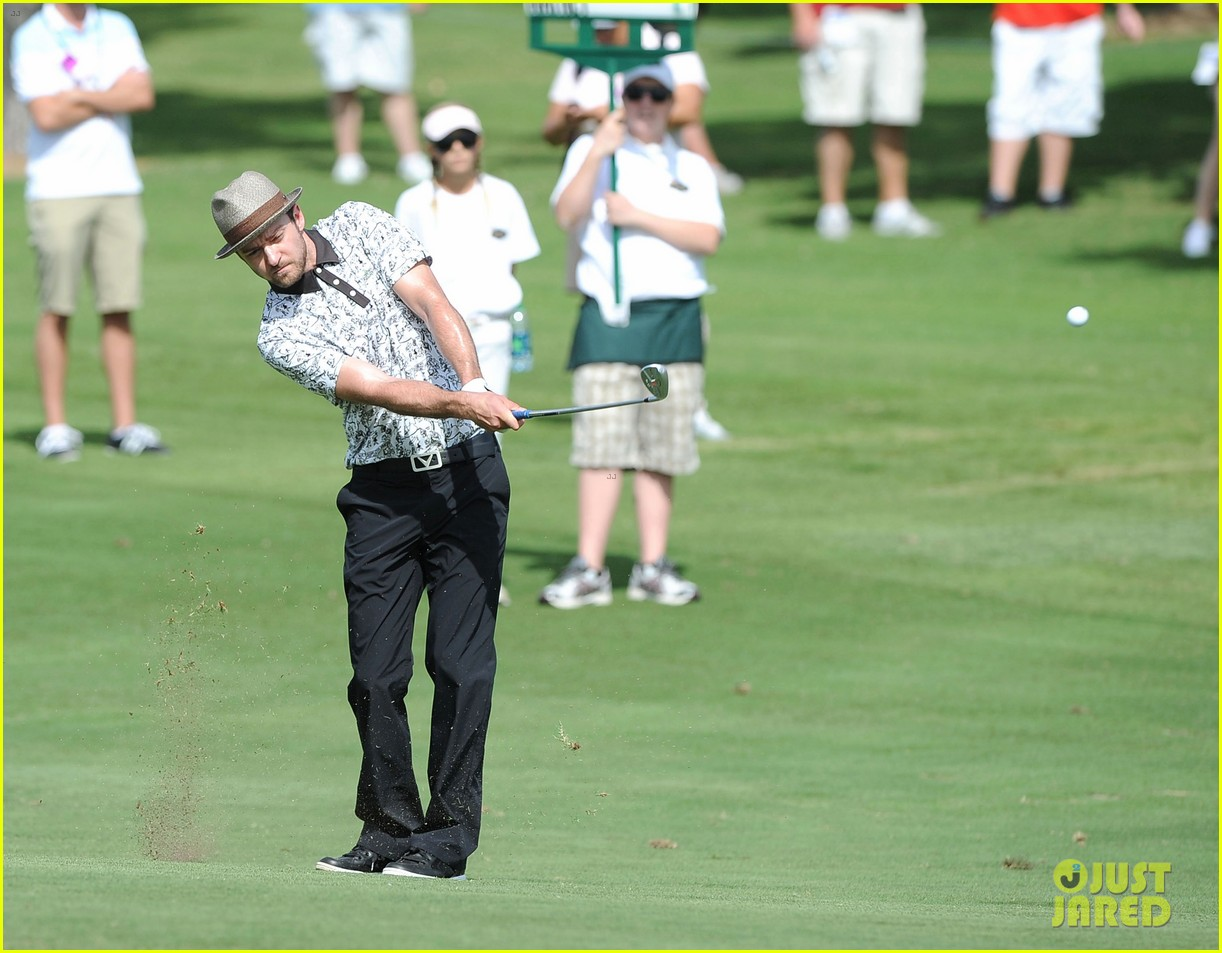 justin timberlake shriners hospital golf tournament 112732423