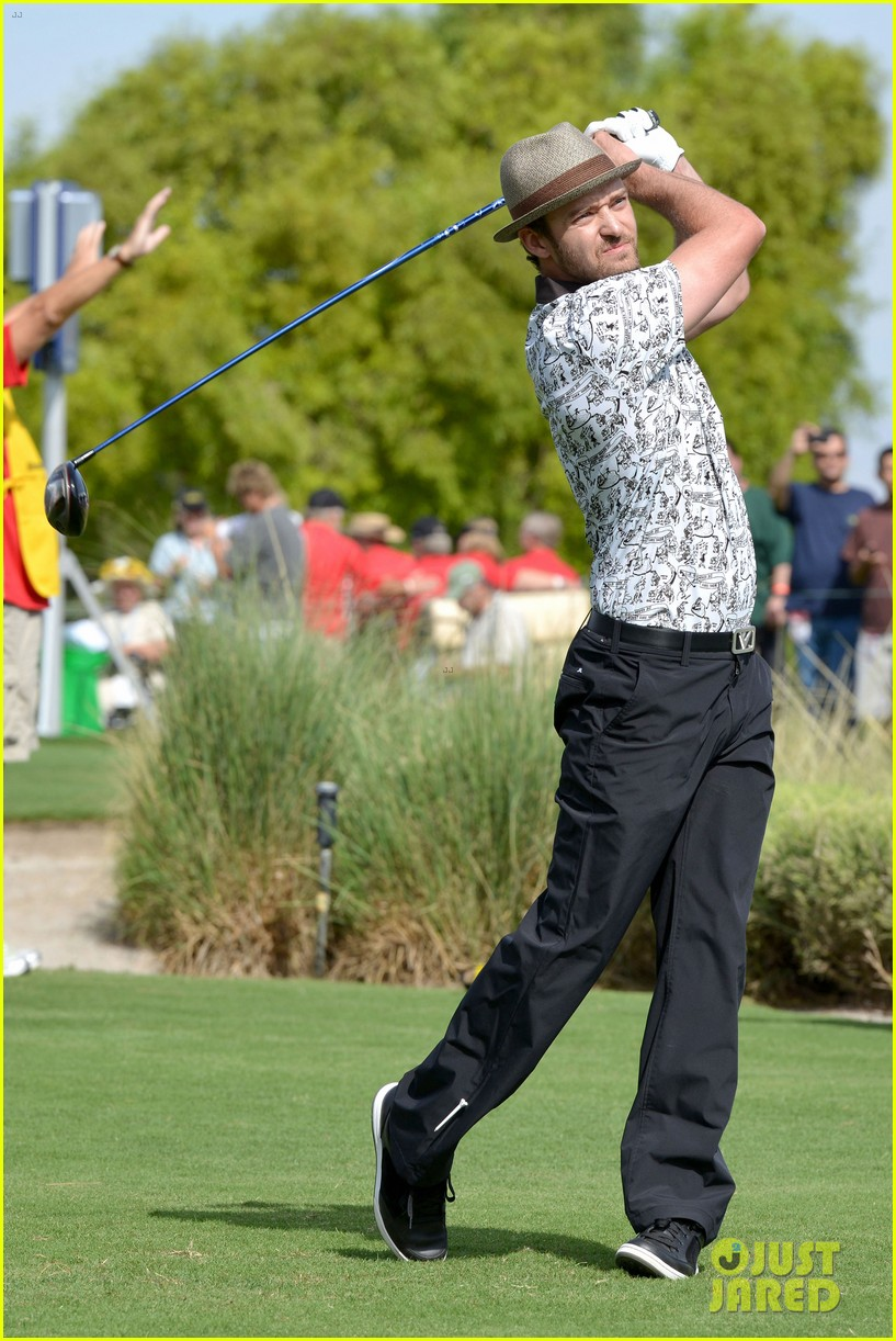 justin timberlake shriners hospital golf tournament 20