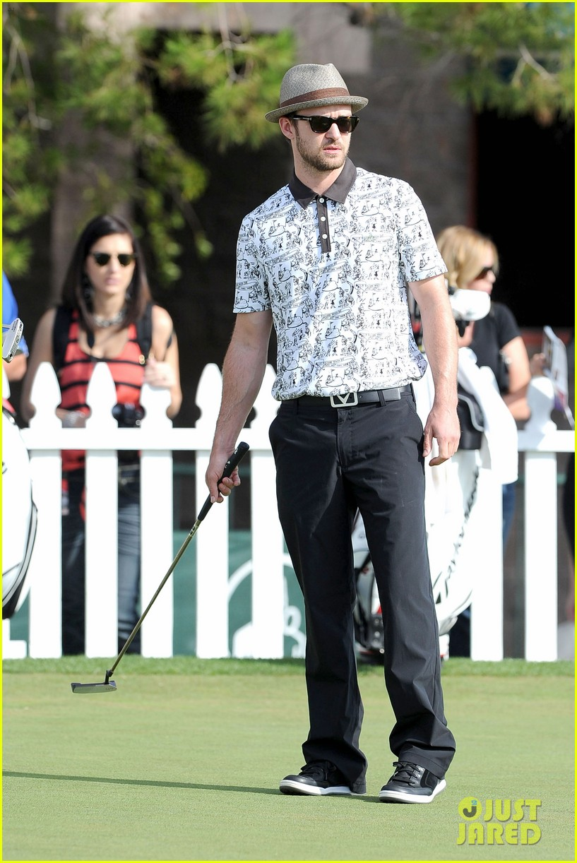 justin timberlake shriners hospital golf tournament 282732440