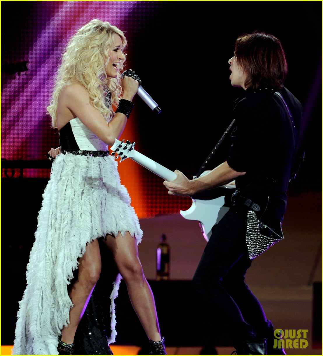carrie underwood blown away tour hits l a 042739659