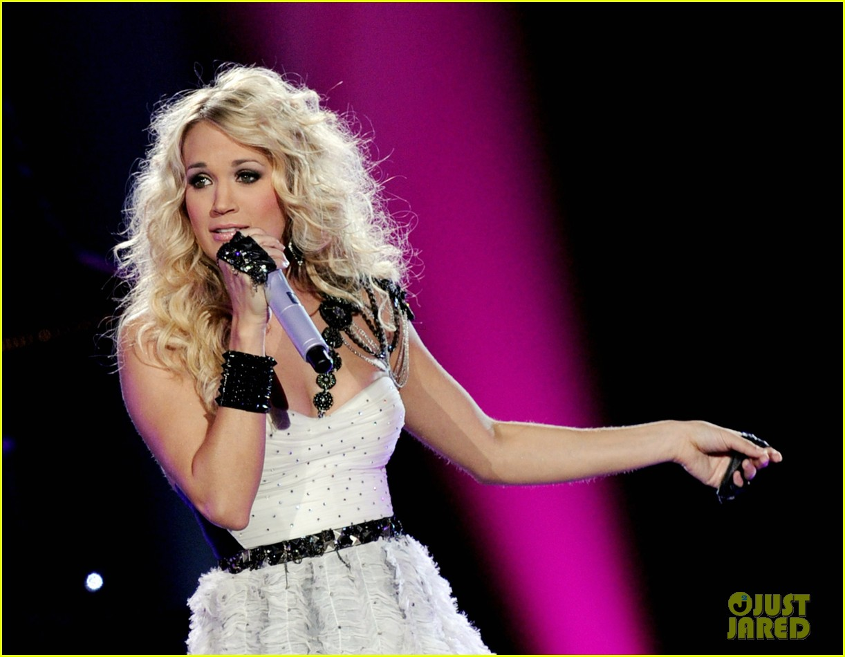 carrie underwood blown away tour hits l a 052739660