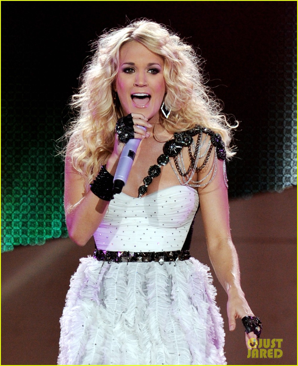 carrie underwood blown away tour hits l a 06