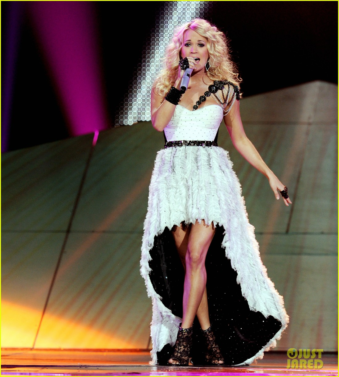 carrie underwood blown away tour hits l a 07