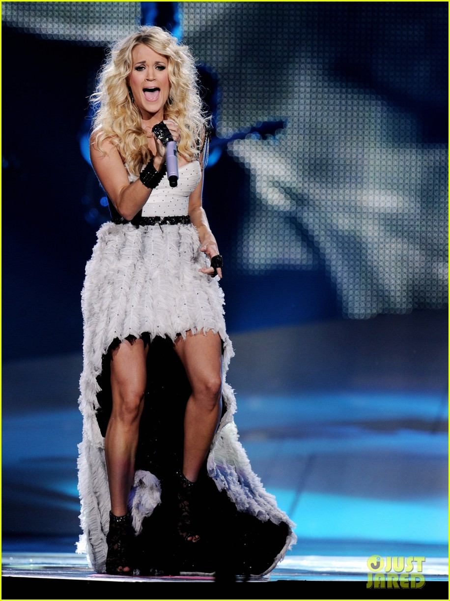 carrie underwood blown away tour hits l a 122739667