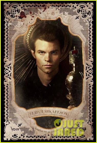 nina dobrev ian somerhalder new vampire diaries posters 082736981