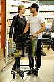 emily vancamp joshua bowman grocery shopping duo 02