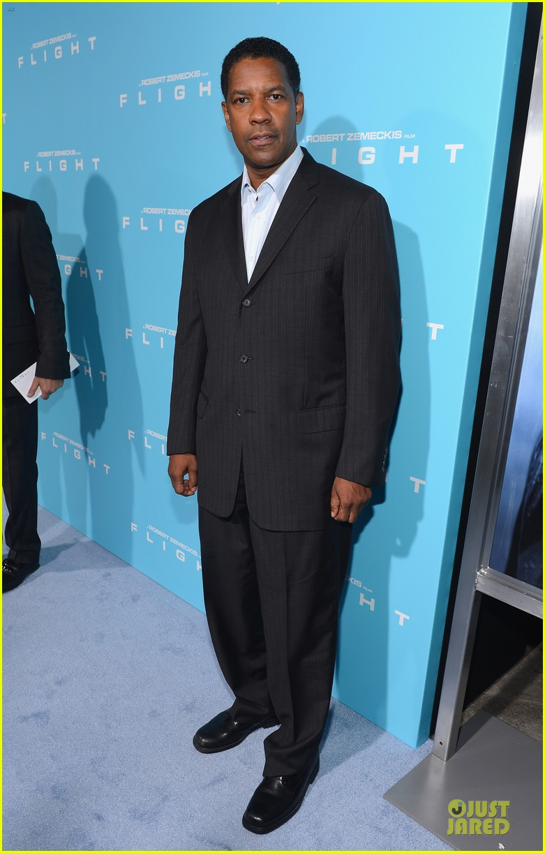 denzel washington flight premiere in los angeles 012743919