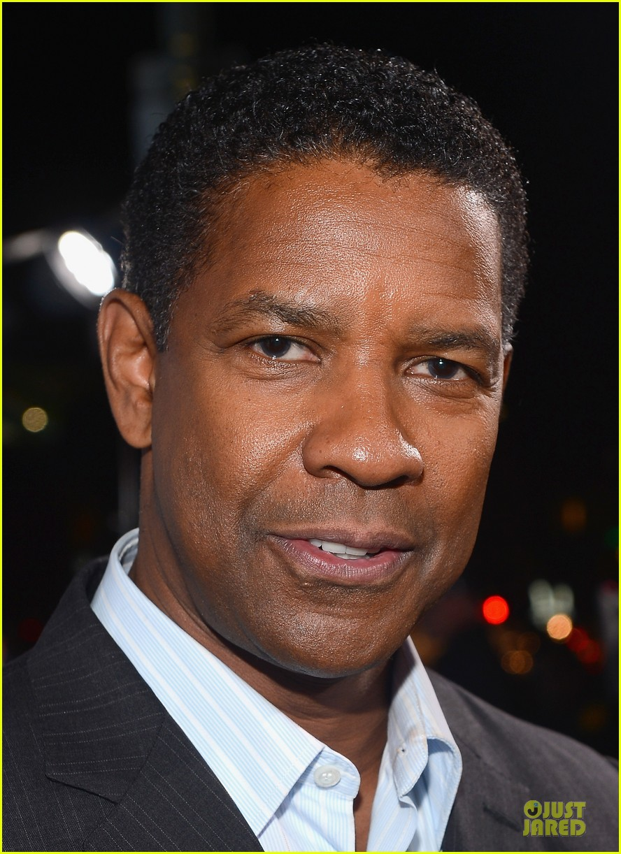 denzel washington flight premiere in los angeles 142743932
