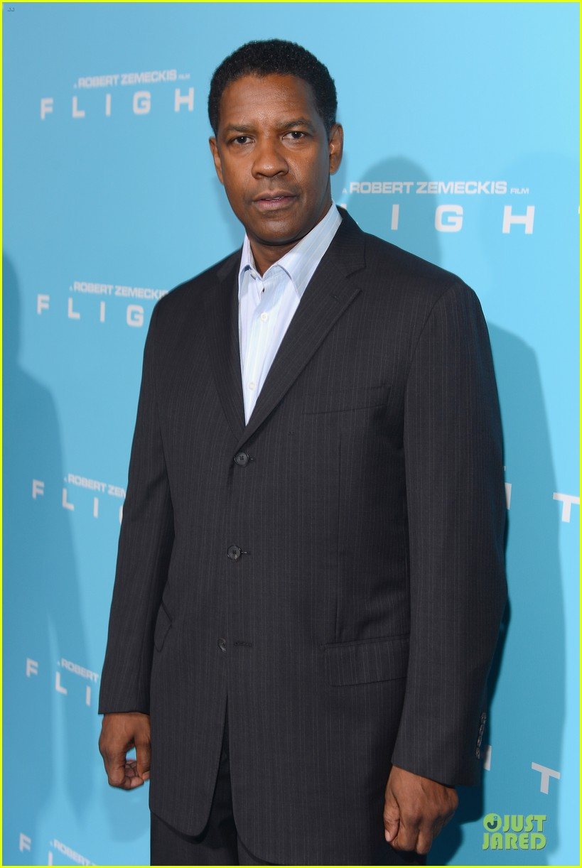 denzel washington flight premiere in los angeles 172743935