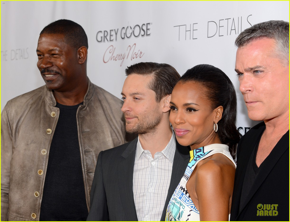 kerry washington tobey maguire the details hollywood premiere 11