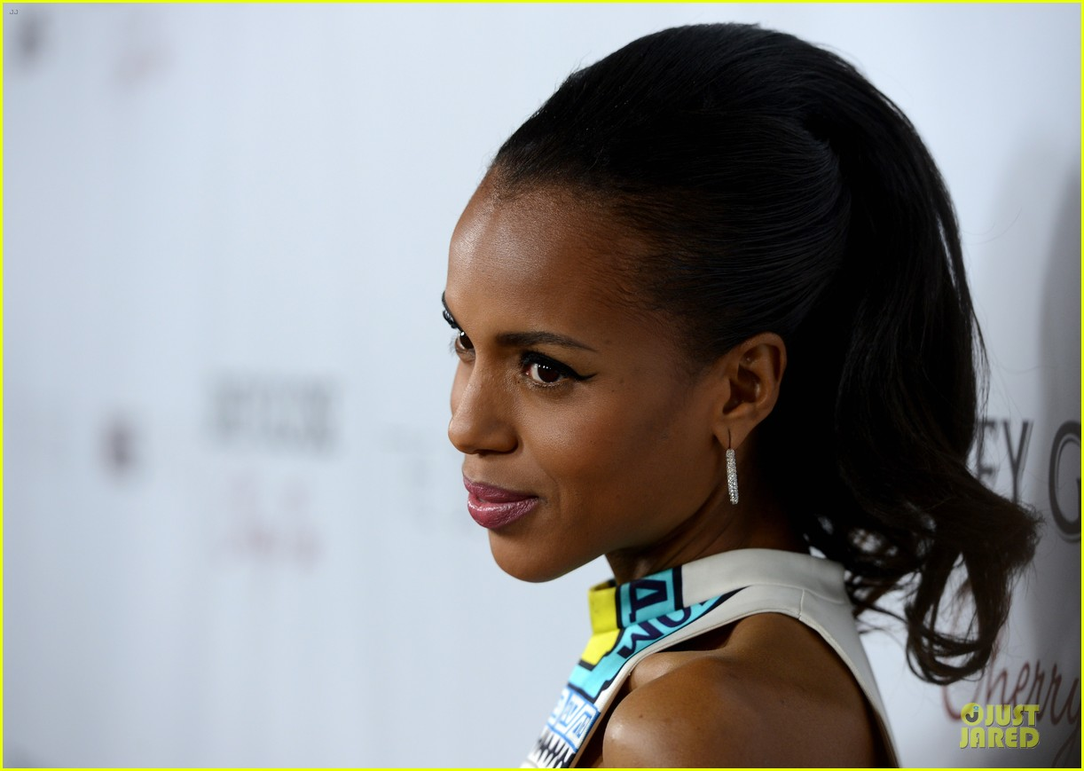 kerry washington tobey maguire the details hollywood premiere 242748186