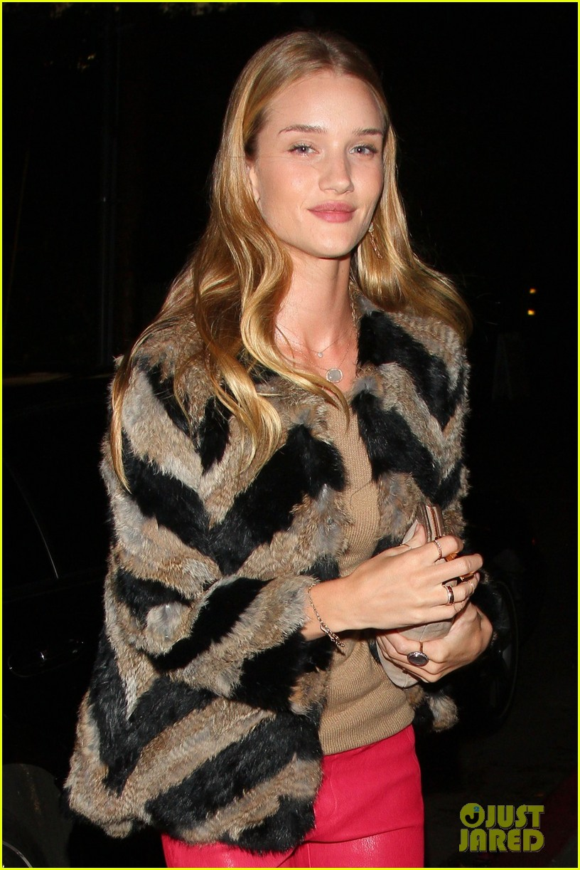 rosie huntington whiteley chateau marmont lady 06